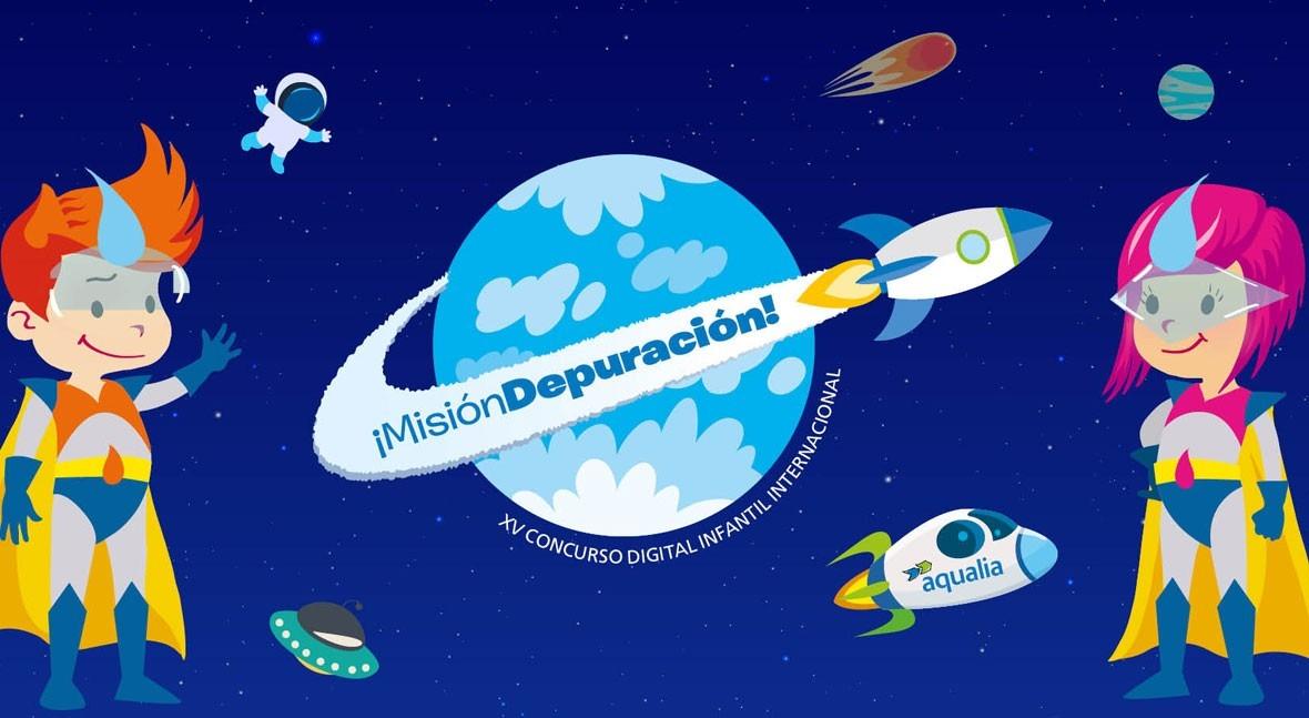 15ª edición Concurso Infantil Aqualia ya tiene ganadores