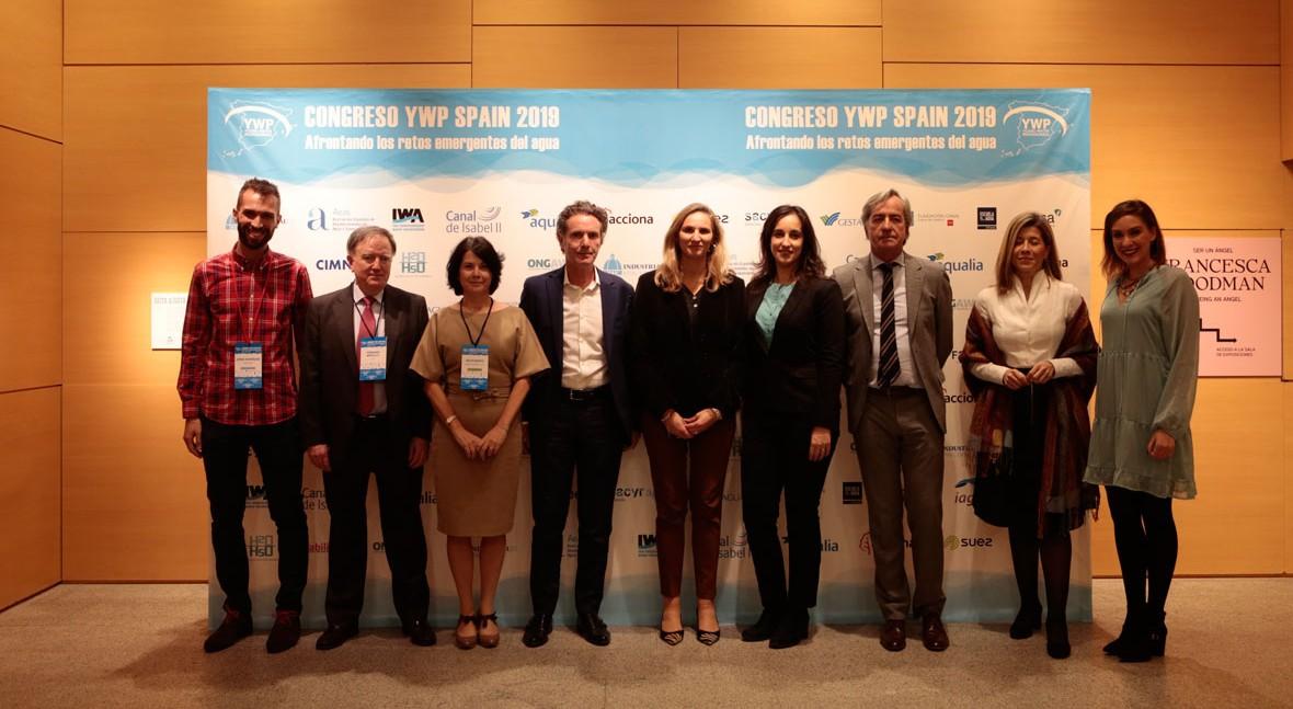 Comienza Congreso YWP Madrid