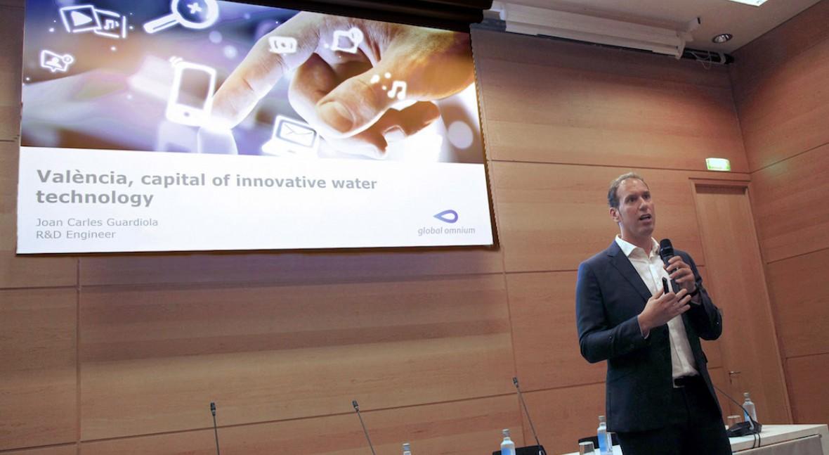 Global Omnium presenta estrategia tecnológica garantizar consumo sostenible agua