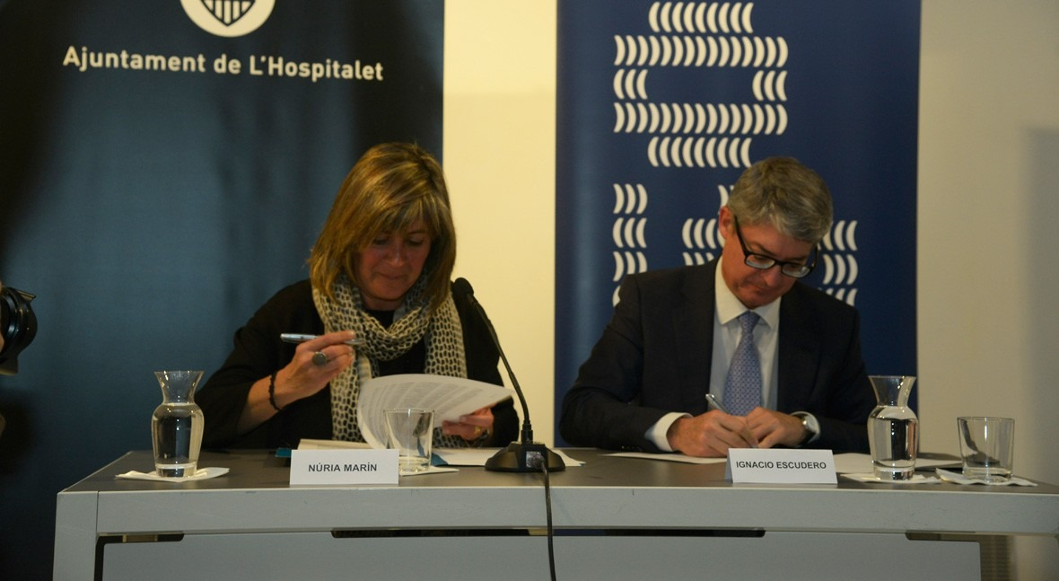 Aigües Barcelona y l'Hospitalet Llobregat garantizarán agua quien no pueda pagar