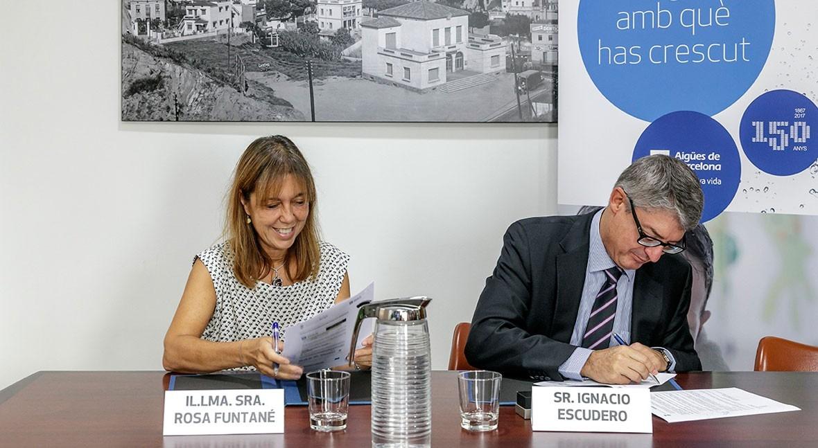 habitantes Montgat tendrán garantizado acceso agua
