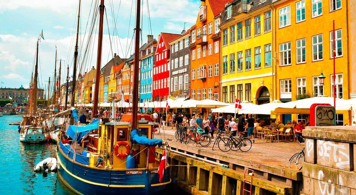 Dinamarca, tabaco y familias