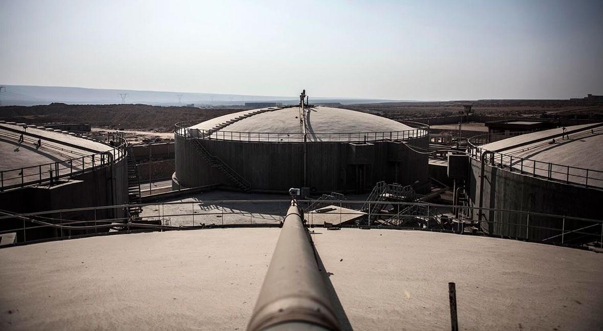 Aqualia firma contrato construcción depuradora Abu Rawash Egipto