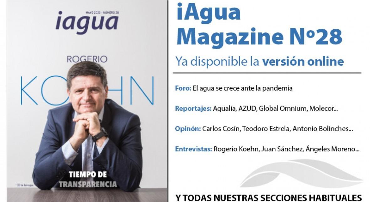 Leer iAgua Magazine 28