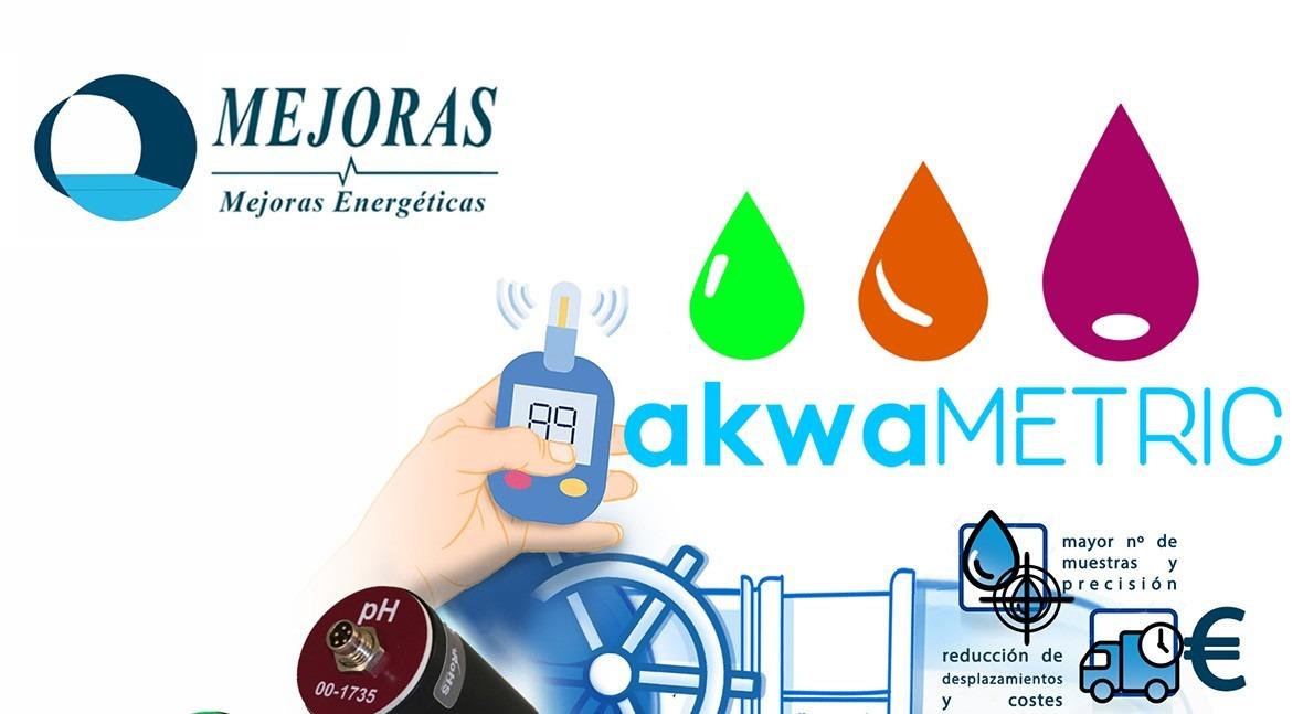Control automático cloro residual toda red distribución agua