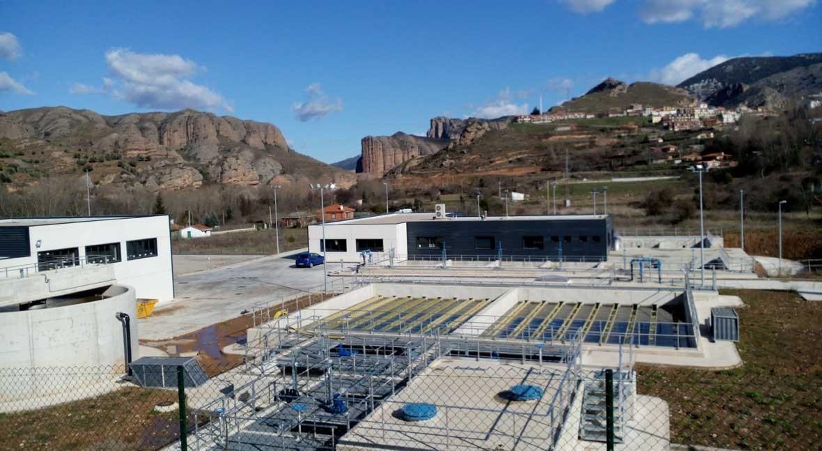 SAV-DAM realizará explotación abastecimiento agua municipios Iregua
