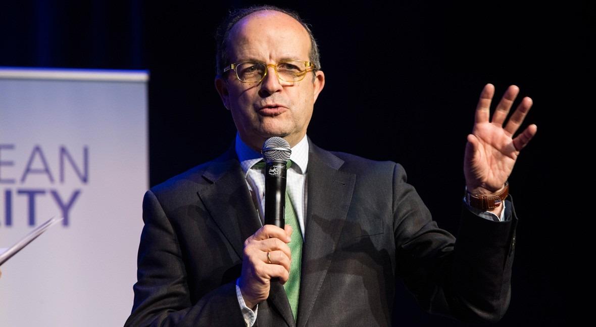 """Daniel Calleja: """" Comisión apostamos circularización agua"""""""
