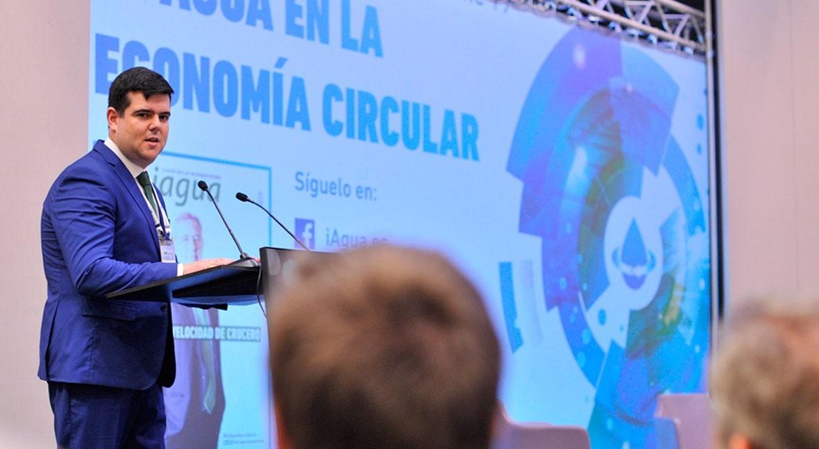 """David Escobar: """"Es necesario dedicar recursos elevar labor detrás gestión agua"""""""