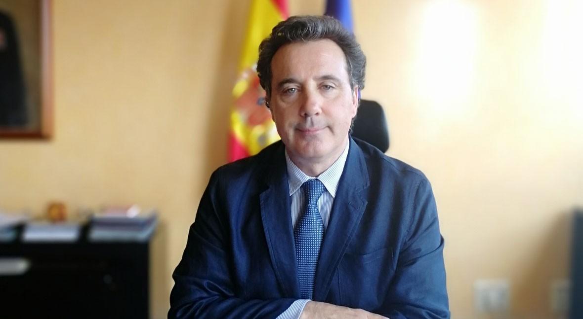 """Juan Carlos Cea: """" presa Morales cumple cometido insustituible sociedad"""""""