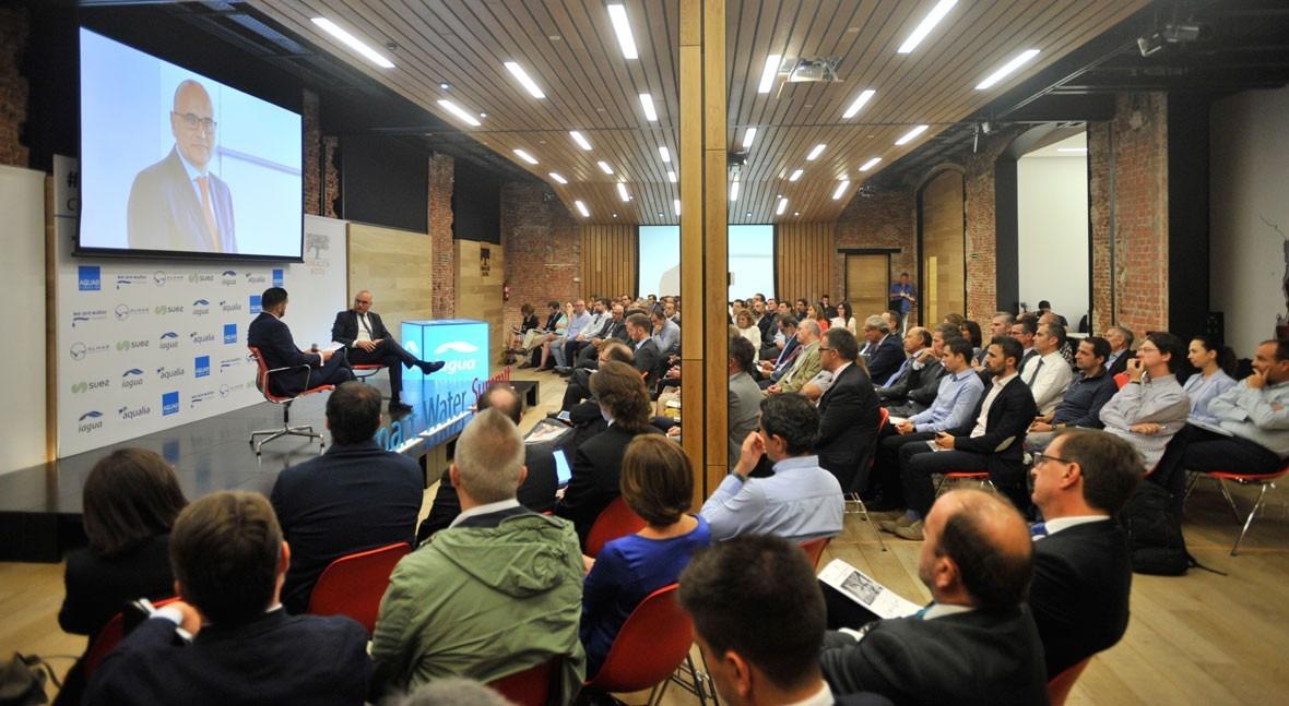 éxito Smart Water Summit certifica que sector agua camina futuro digital