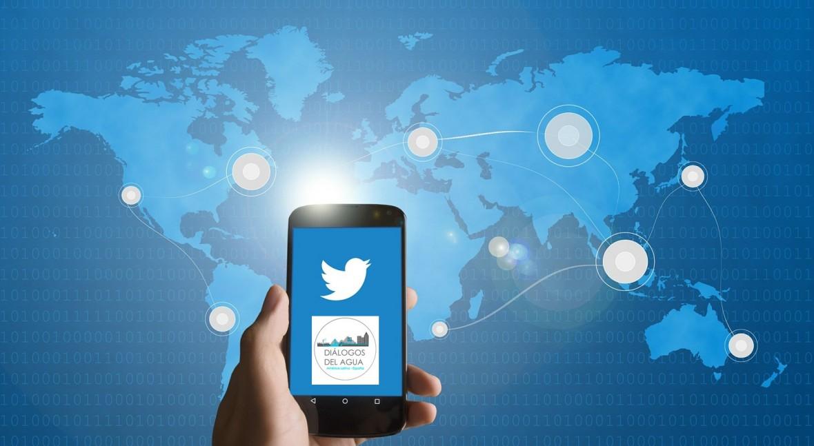 #Diálogosdelagua: datos gran éxito redes sociales