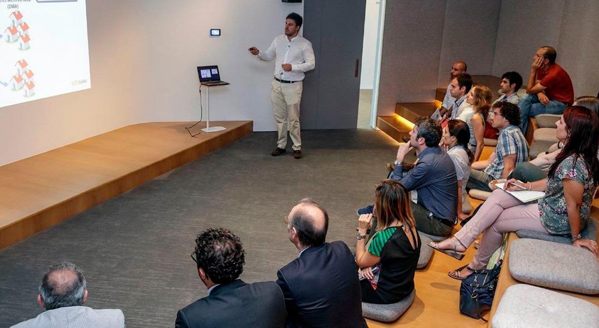 Diego García y Marc Vera, investigadores Cetaqua, presentan doctorados CREA
