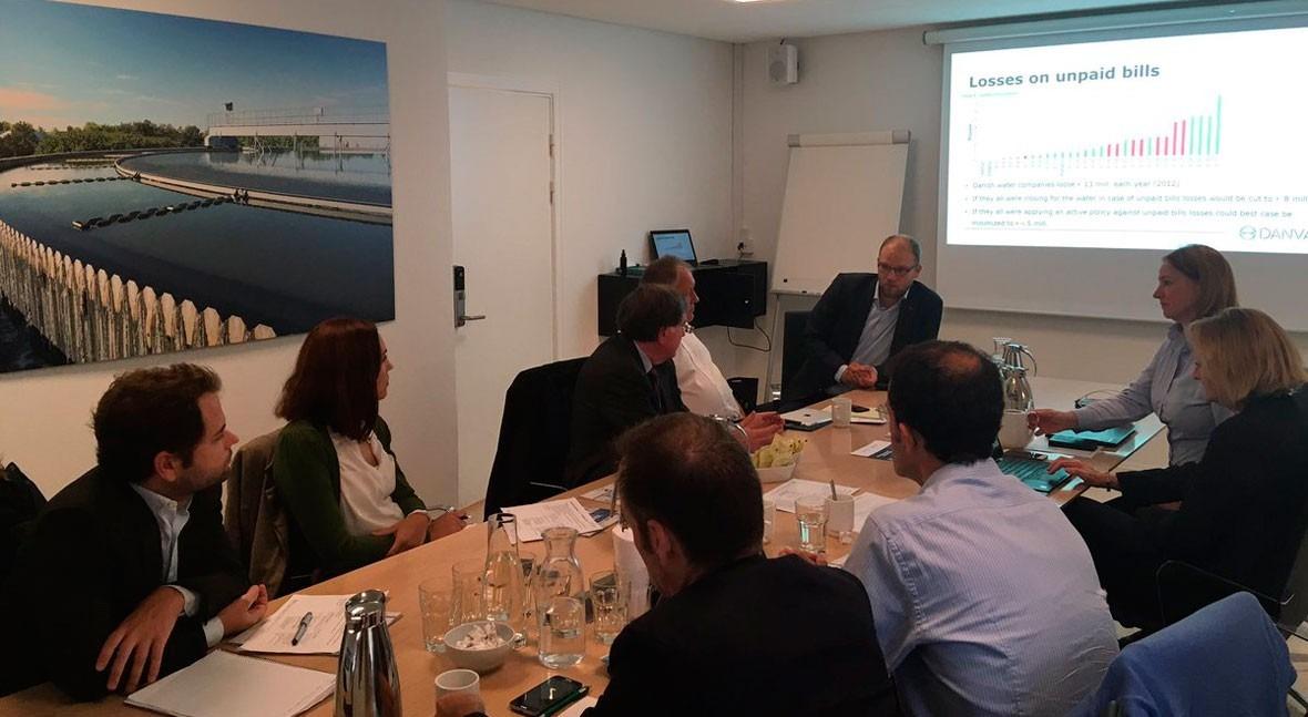 AEAS intercambia experiencias regulatorias homólogos daneses