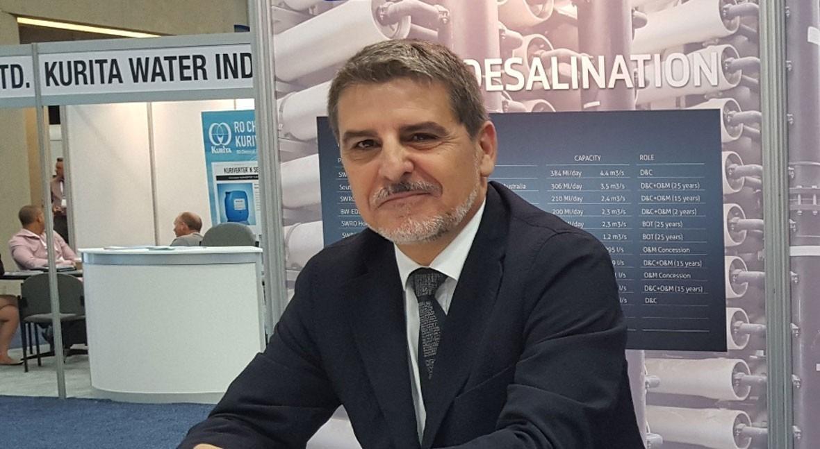 """Domingo Zarzo: """"España es potencia mundial tecnologías desalación y reutilización"""""""