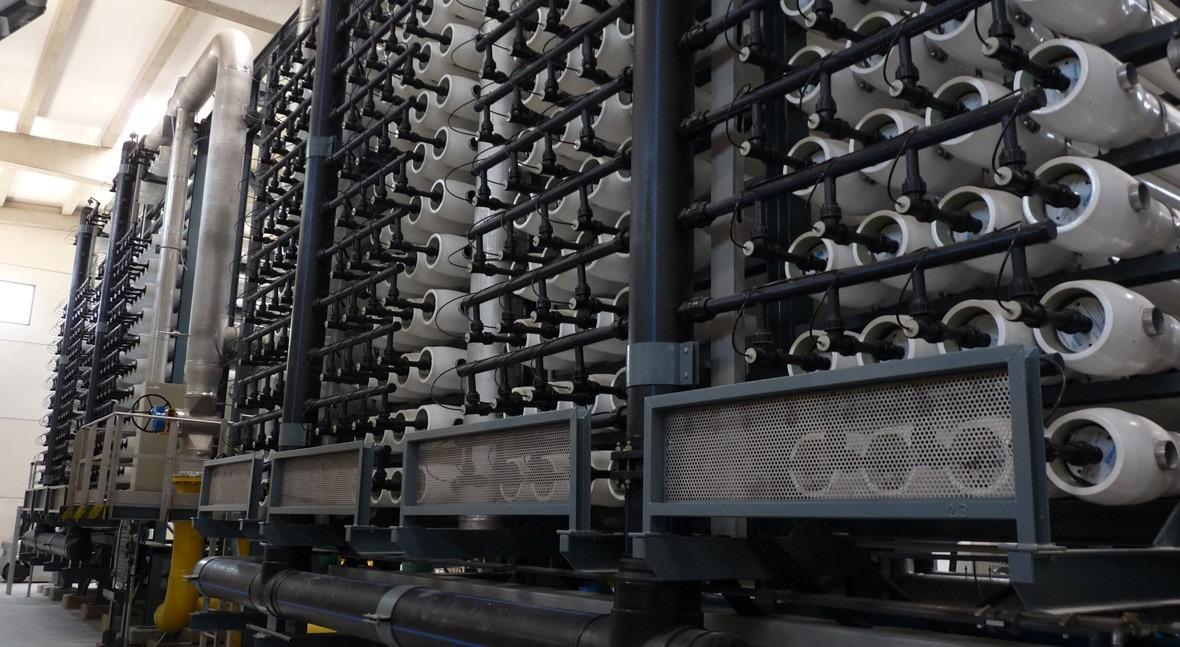 Aqualia gestionará desaladora Marina Baja (Mutxamel) durante dos próximos años