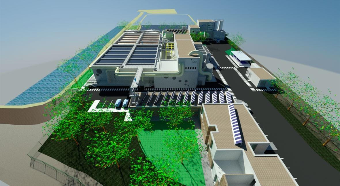 ACCIONA construirá nueva EDAR Portugal, donde presta servicio 2 millones personas