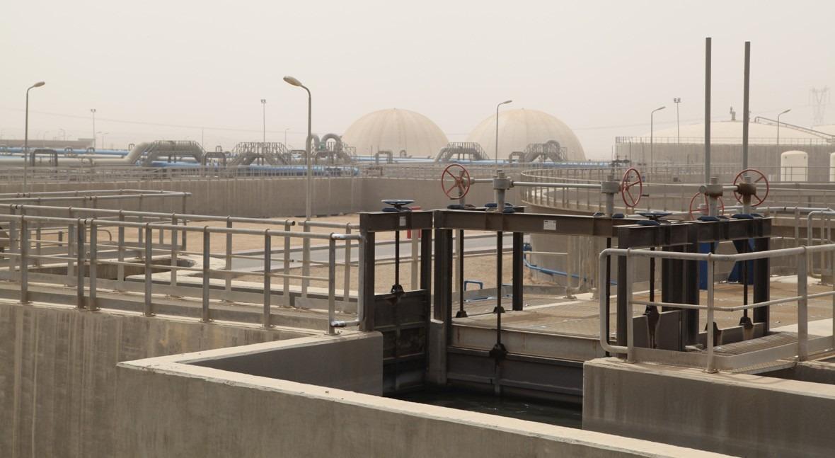 EDAR New Cairo, Egipto: modelo depuración sostenible reconocido internacionalmente