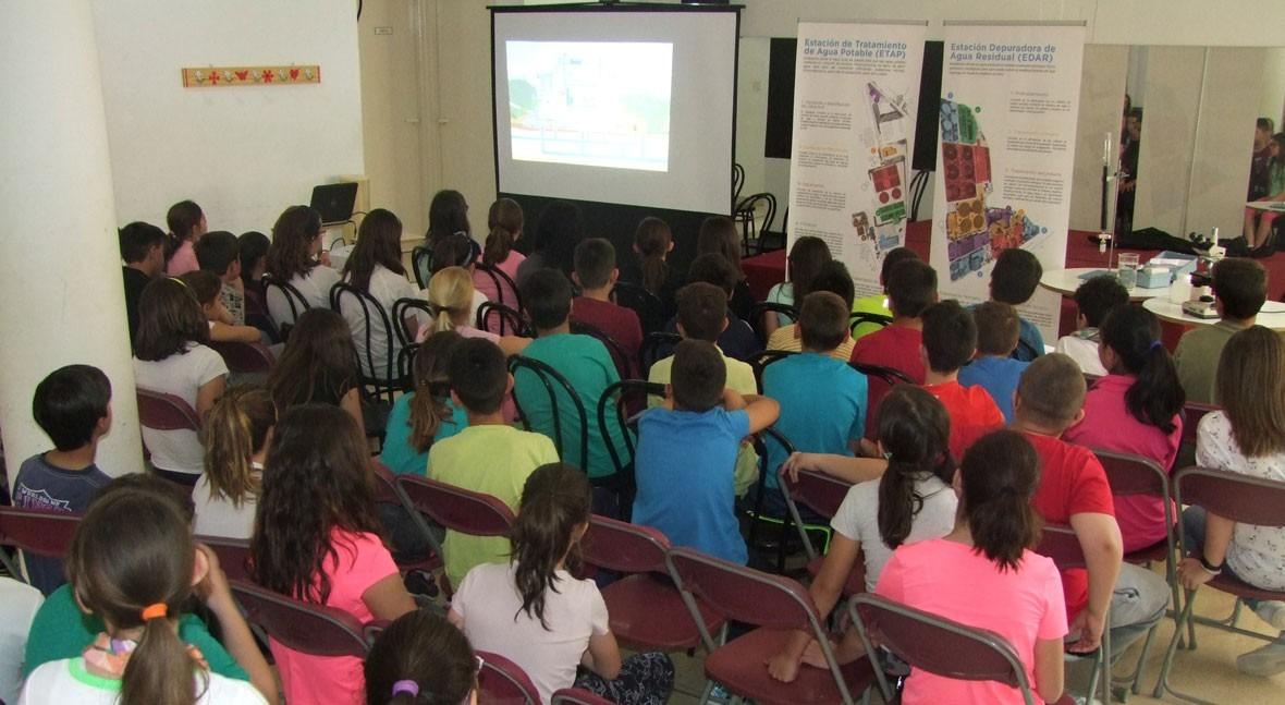 Profesores valencianos aprenderán forma online importancia consumo responsable agua