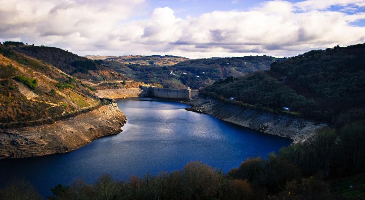 reserva hidráulica española, al 55,2 % capacidad