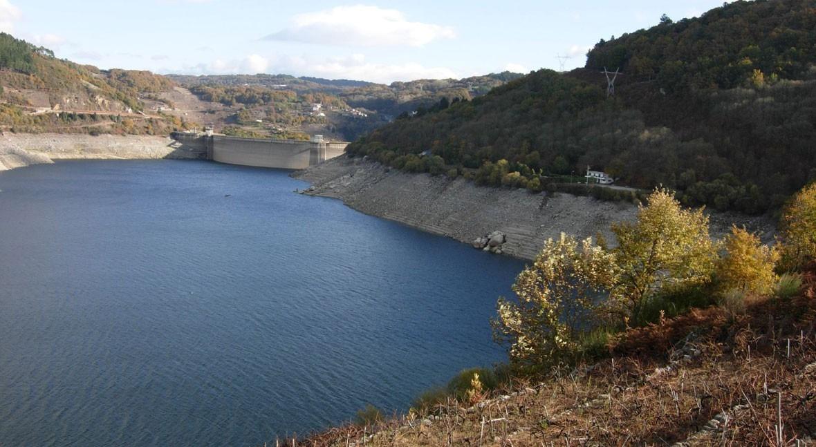 reserva hidráulica española disminuye 58,1 % capacidad