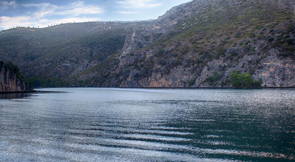 Aquí sí hay playa: mejores baños interior España (II)