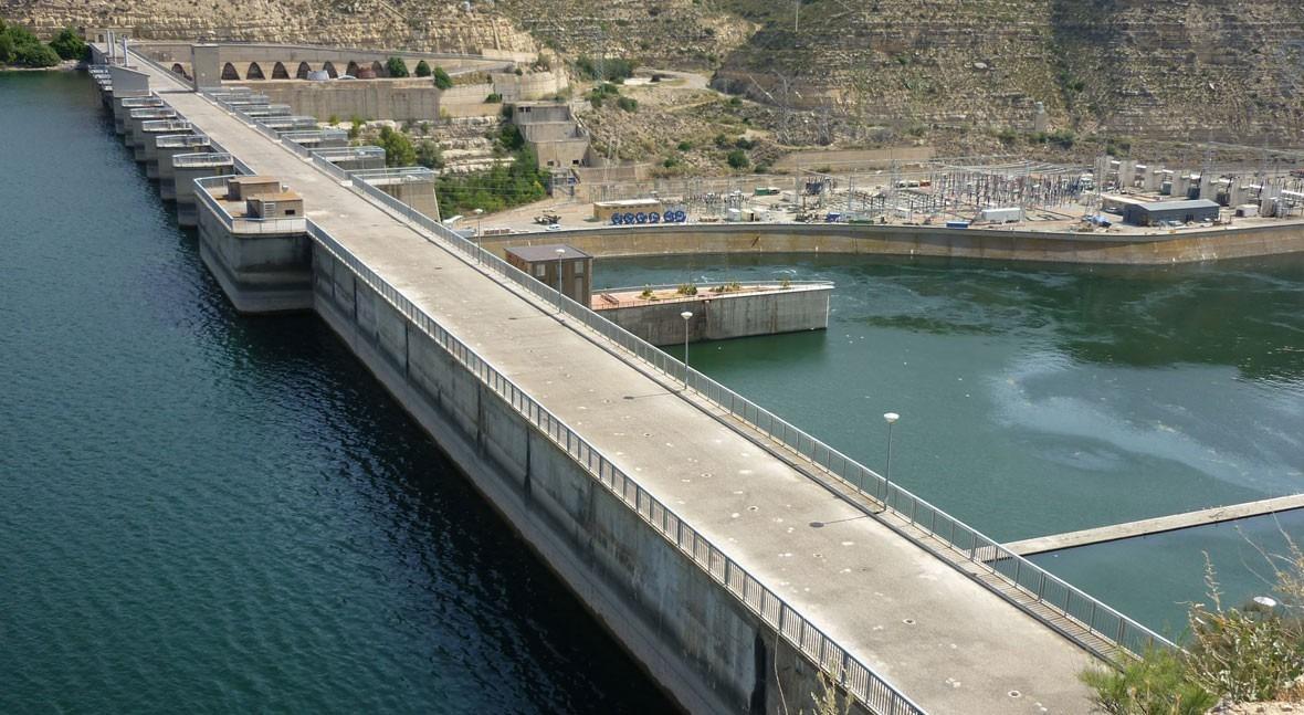 reserva hídrica española aumenta al 67% capacidad