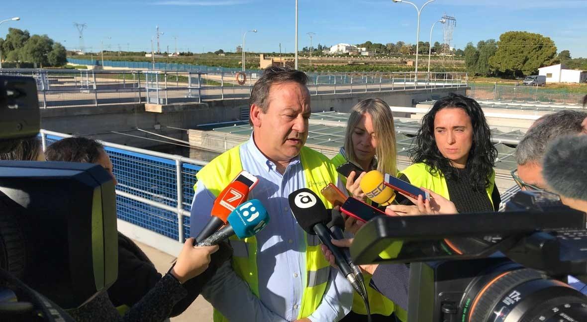 Valencia invierte 9 millones mejorar calidad e incentivar consumo agua grifo
