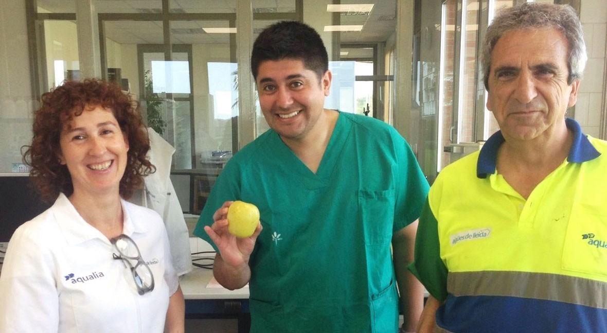 """""""Tu salud. Tu actitud"""", programa Empresa Saludable trabajadores Aqualia Lleida"""