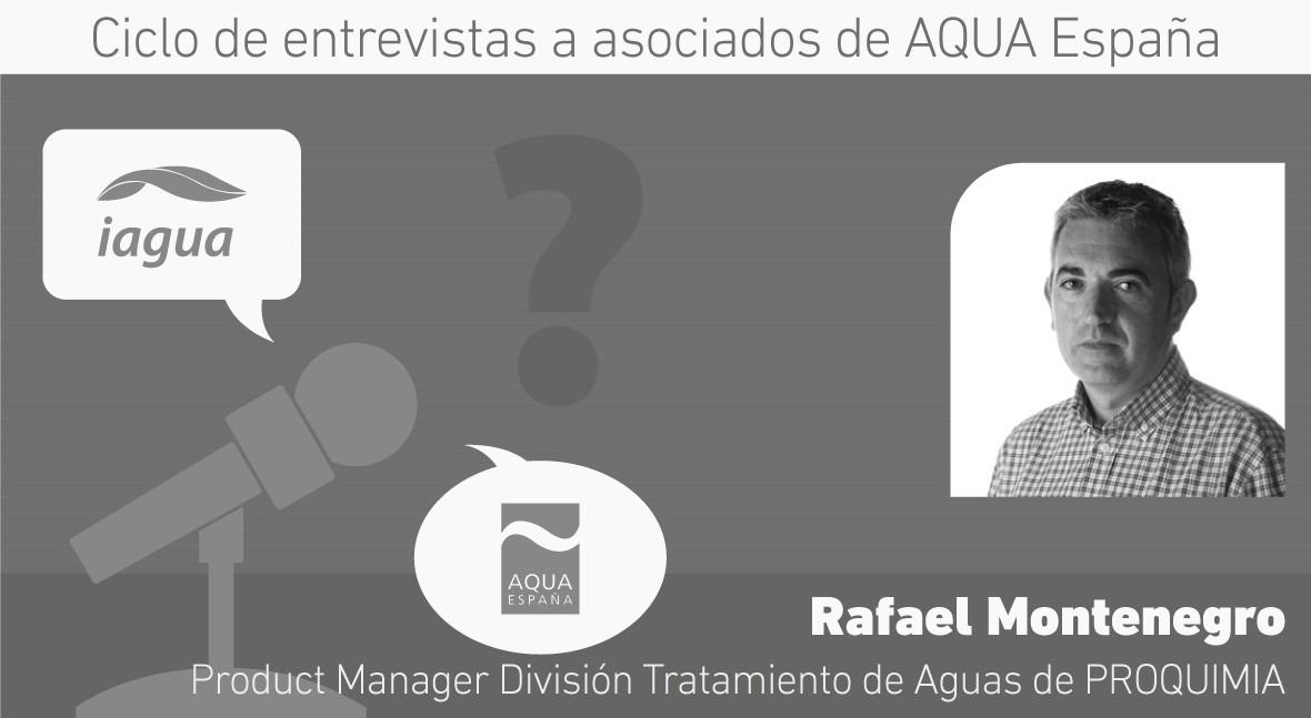 """""""Gracias AQUA ESPAÑA hemos podido asesorar técnicamente al sector y Administración"""""""