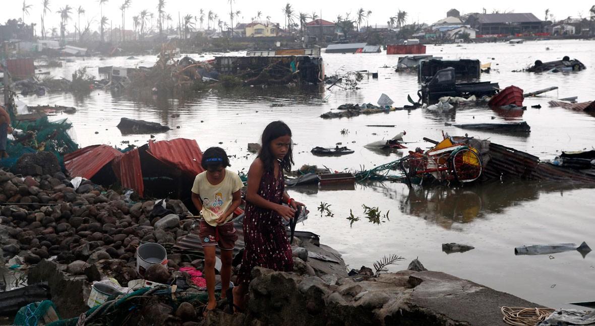 Fenómenos naturales, desastres humanos