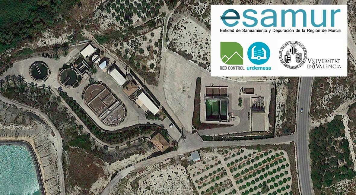 LTL realiza ensayo suelo agrícola efecto fango EDAR Abanilla