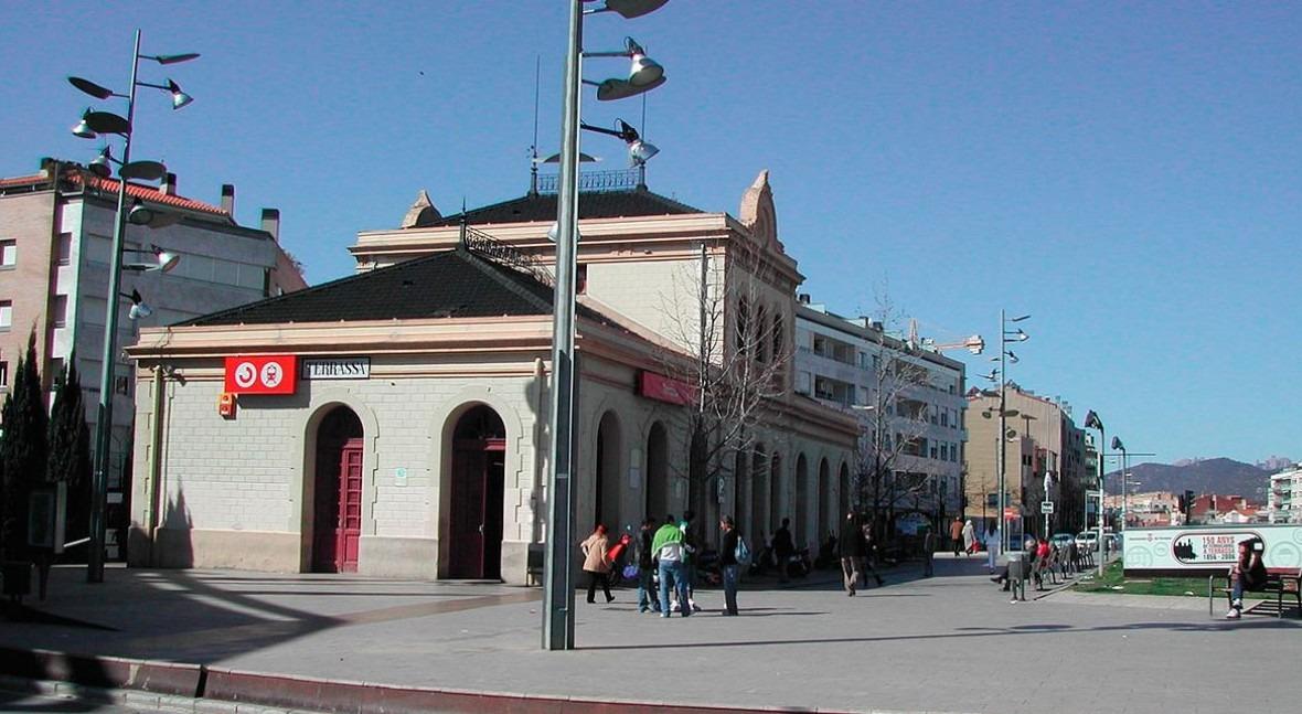 SUEZ Water Spain rehabilita red saneamiento Terrassa mediante luz ultravioleta
