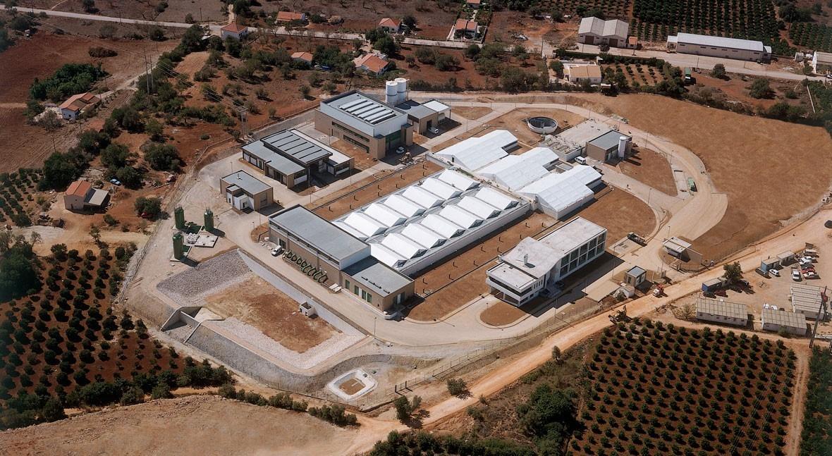 ACCIONA, referente construcción y operación plantas tratamiento Italia y Portugal