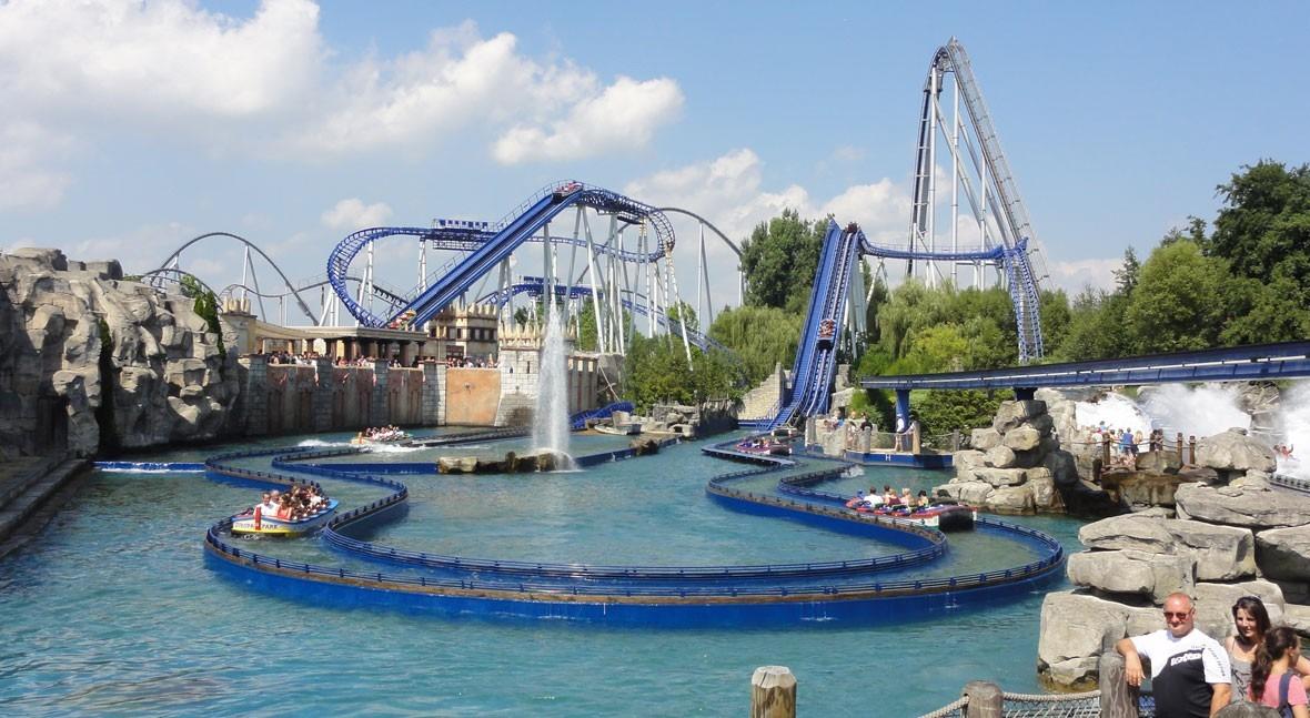 Parques temáticos Europa: cuando agua se convierte atracción