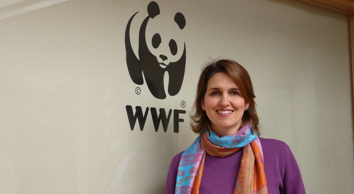 """Eva Hernández: """"Estamos tiempo descuento salvar nuestras fuentes agua"""""""