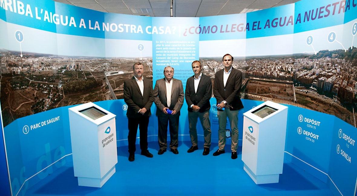 """""""SAGUNT, fets d'aigua"""", recorrido histórico patrimonio hidráulico Sagunto"""