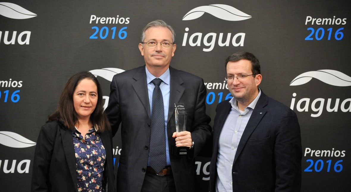 IIAMA, nuevo ganador premio Mejor Centro Investigación Premios iAgua 2016