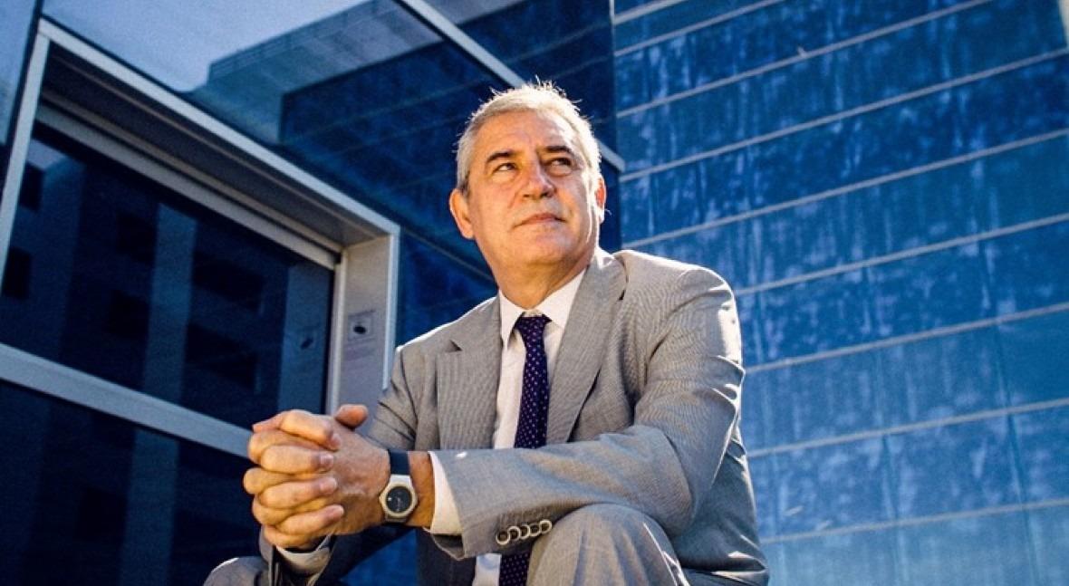Félix Parra, director general FCC Aqualia, portada cuarto número iAgua Magazine
