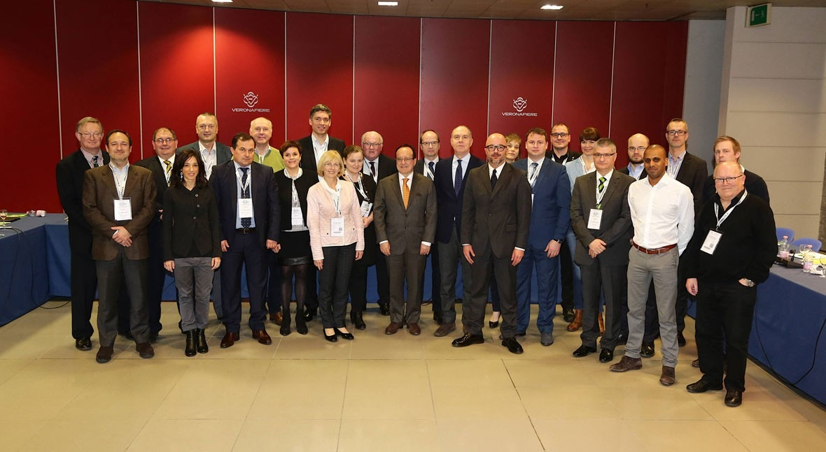 FIMA participa asamblea 50 aniversario Federación Europea Ferias Agrícolas