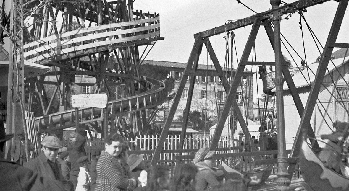 """exposición """"Hechos Agua"""" repasa cómo hemos celebrado Navidad 1890"""
