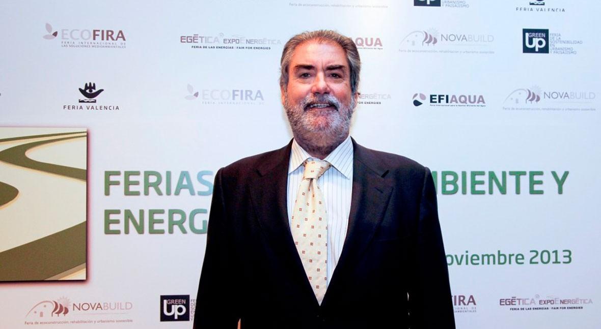 Francisco Zorrilla, presidente de EFIAQUA