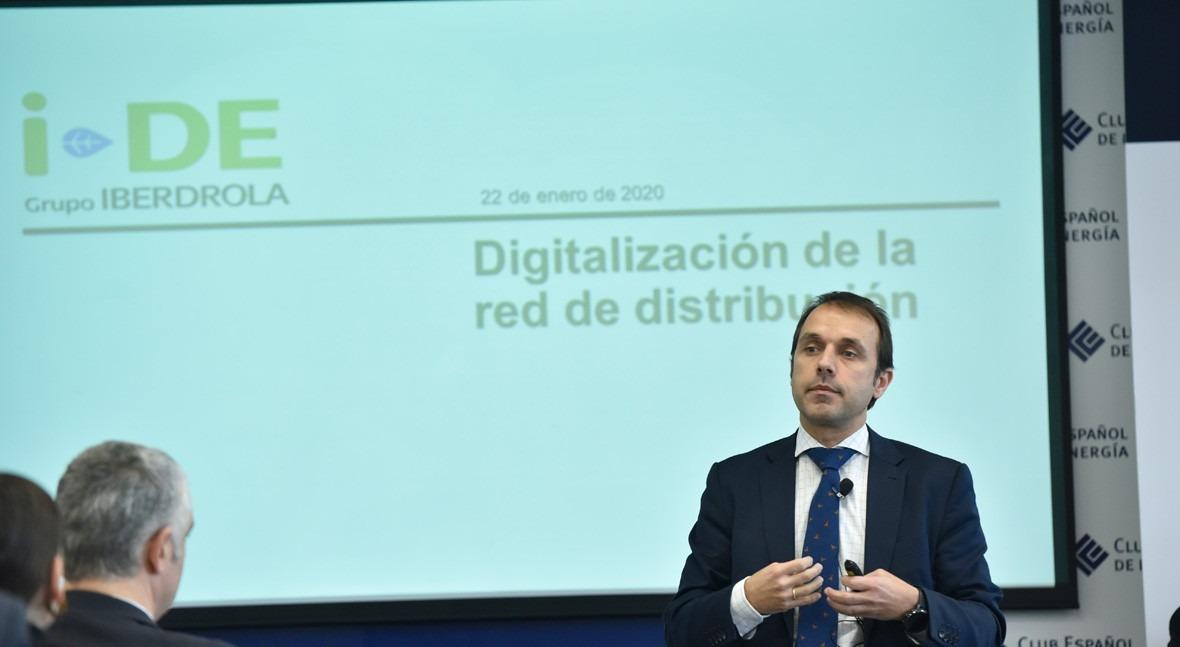 Abel Santamaría Rivera, responsable de Operación i-DE, Redes Eléctricas Inteligentes de Iberdrola