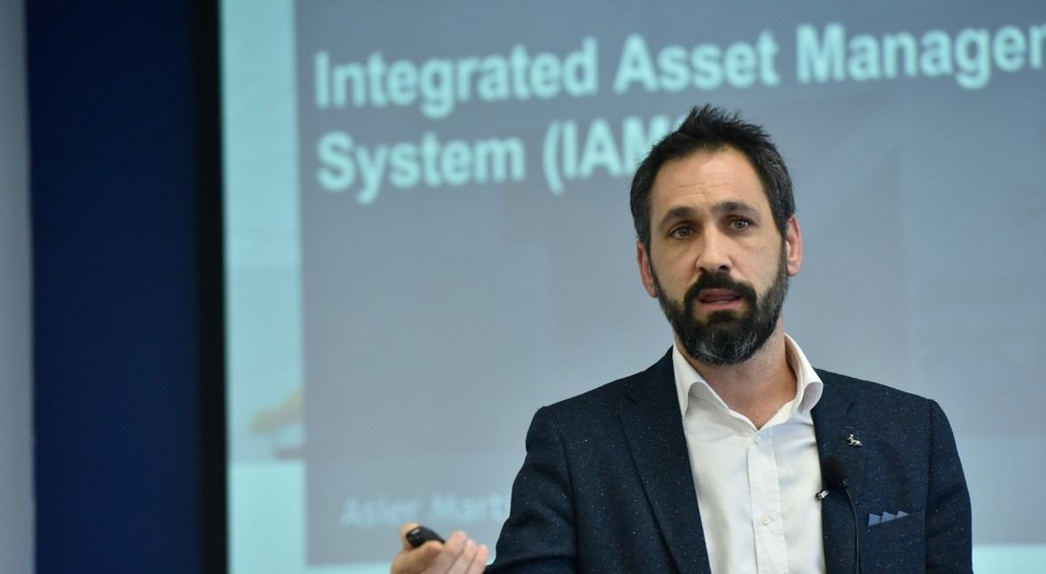 Asier Martín Estébanez, E&P IAMS Product Owner de Repsol