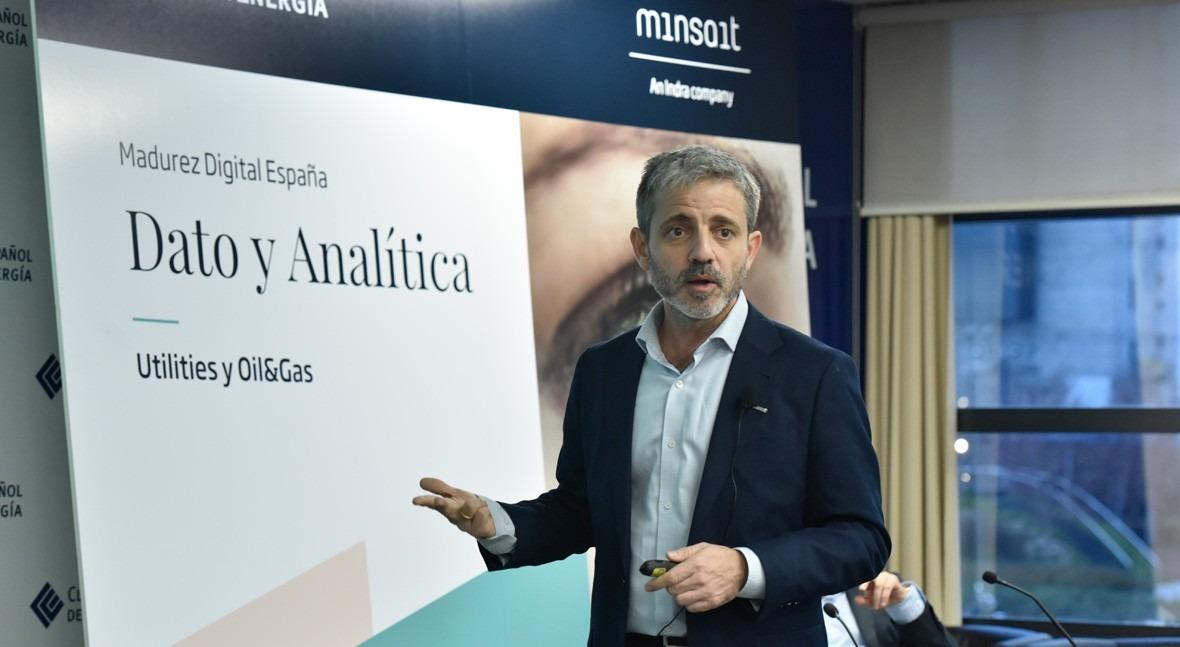 Carlos Beldarraín, director de Desarrollo de Servicios de Minsait
