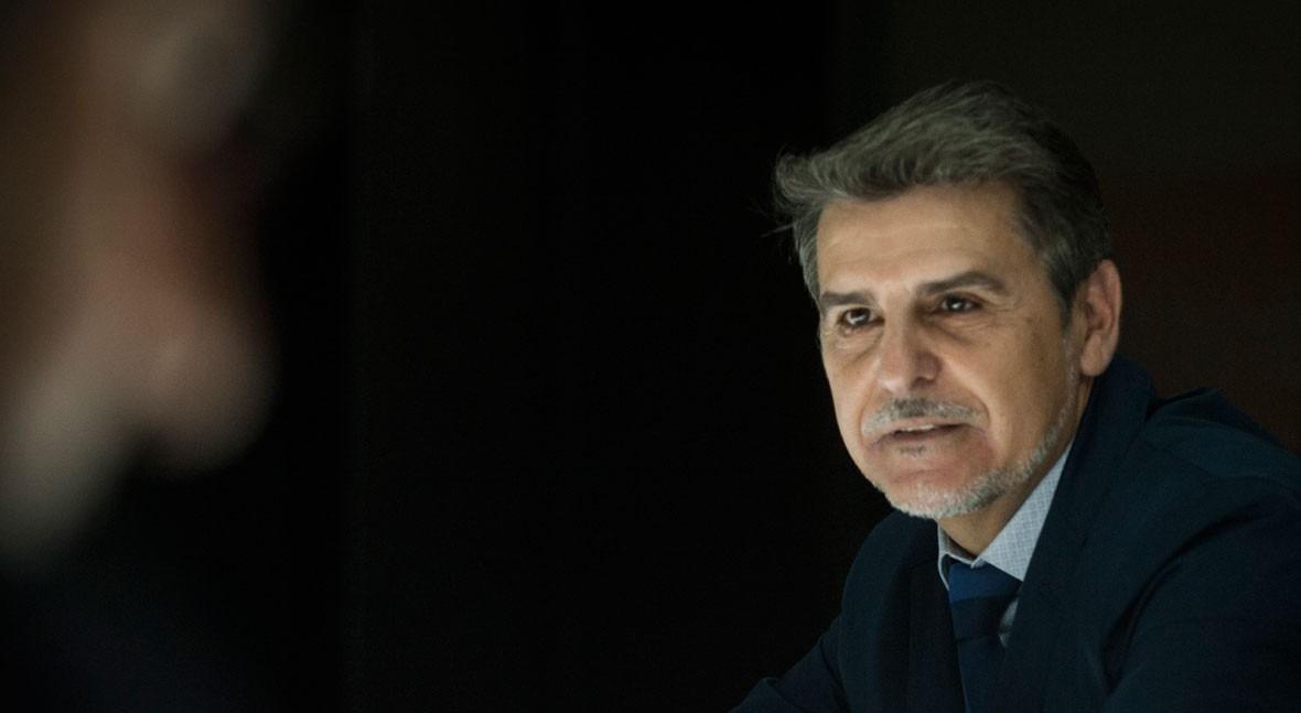 Domingo Zarzo, presidente de AEDyR