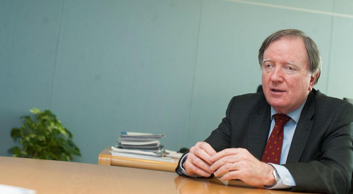 Fernando Morcillo, presidente de AEAS