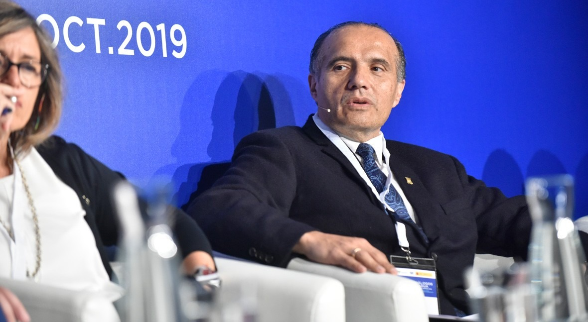 Francisco Dumler, presidente del Directorio de SEDAPAL