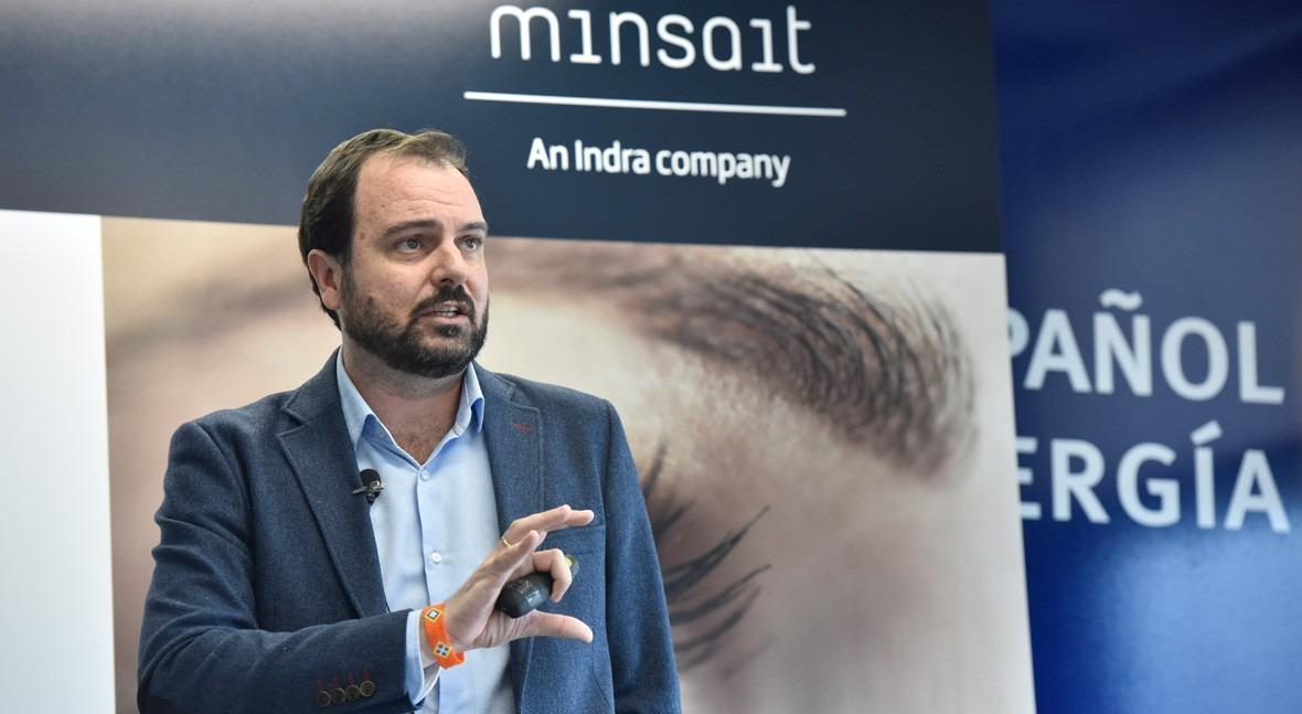 Javier Martínez Pallares, coordinador del CoE de gobierno y analítica del dato de Enagas