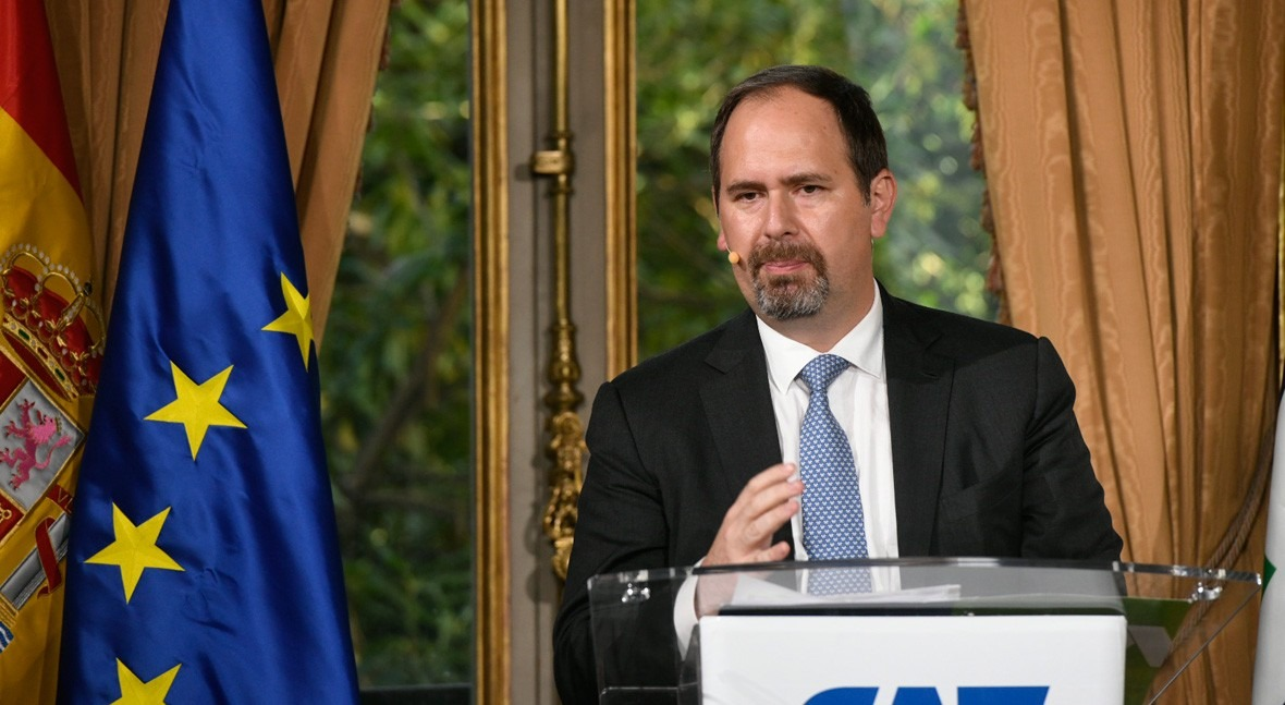 Julián Suárez (Foto: Pablo González-Cebrián).