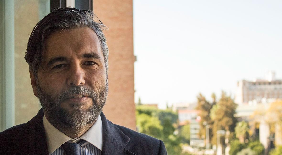 Luis Babiano, presidente de AEOPAS